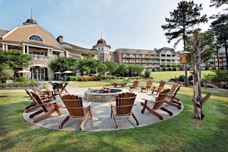 Resort Outdoors